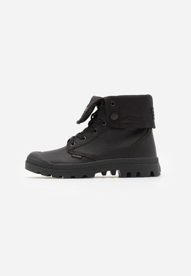 BAGGY - Veterboots - black
