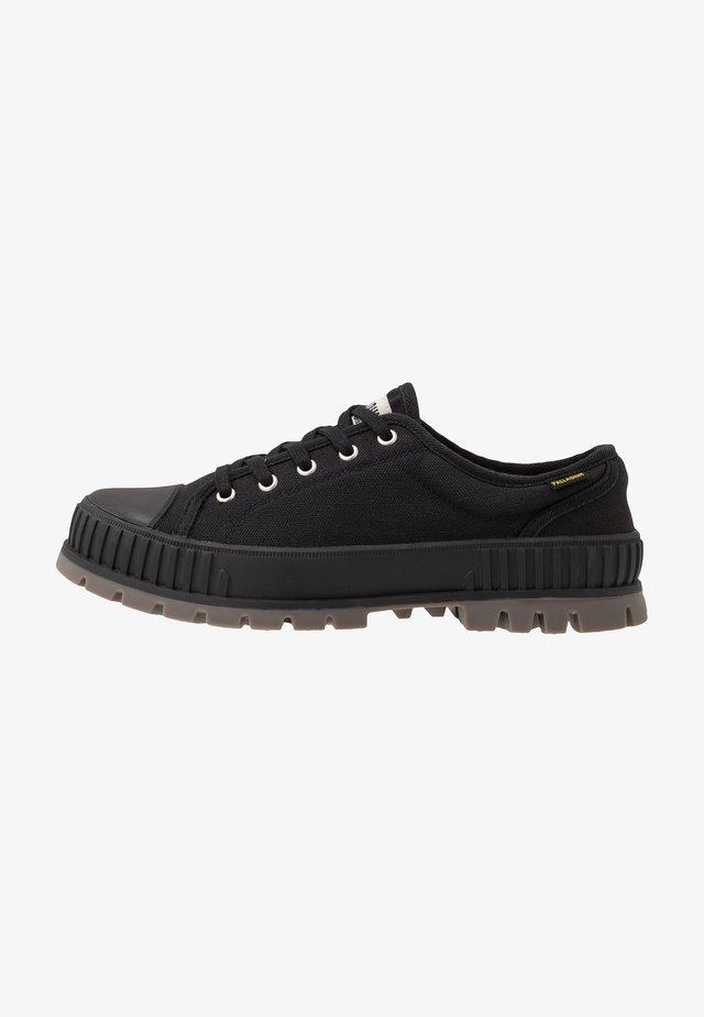 PALLASHOCK  - Sneakers basse - black