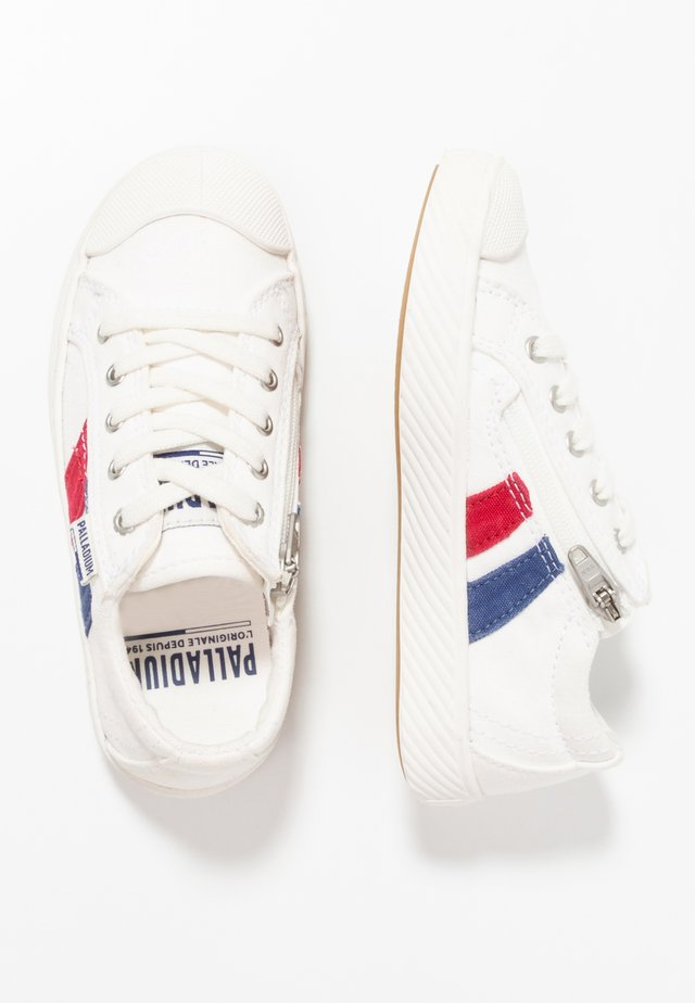 Sneakers laag - star white
