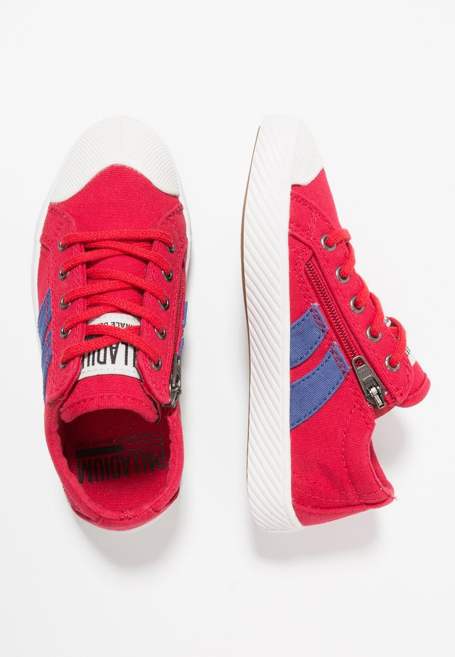 Sneaker low - red salsa/star white