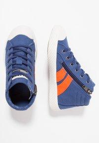 Palladium - Sneakers high - twilight blue/star white - 0