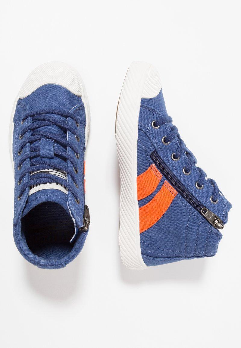 Palladium - Sneakers high - twilight blue/star white