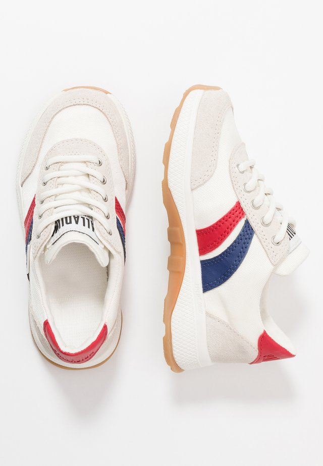 RETRO FLAME - Sneakers - star white