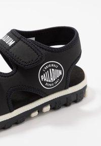 Palladium - SKUBA - Sandales de randonnée - black - 2