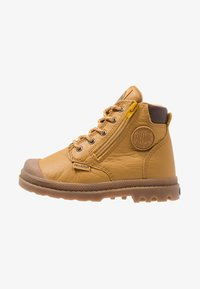 Palladium - PAMPA HI CUFF WP - Bottines à lacets - amber gold - 1