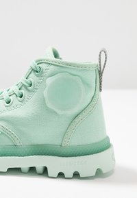 Palladium - PAMPALICIOUSK - Bottines à lacets - misty jade - 2