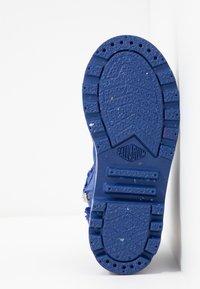 Palladium - PAMPA PILOU - Snørestøvletter - sodalite blue - 5