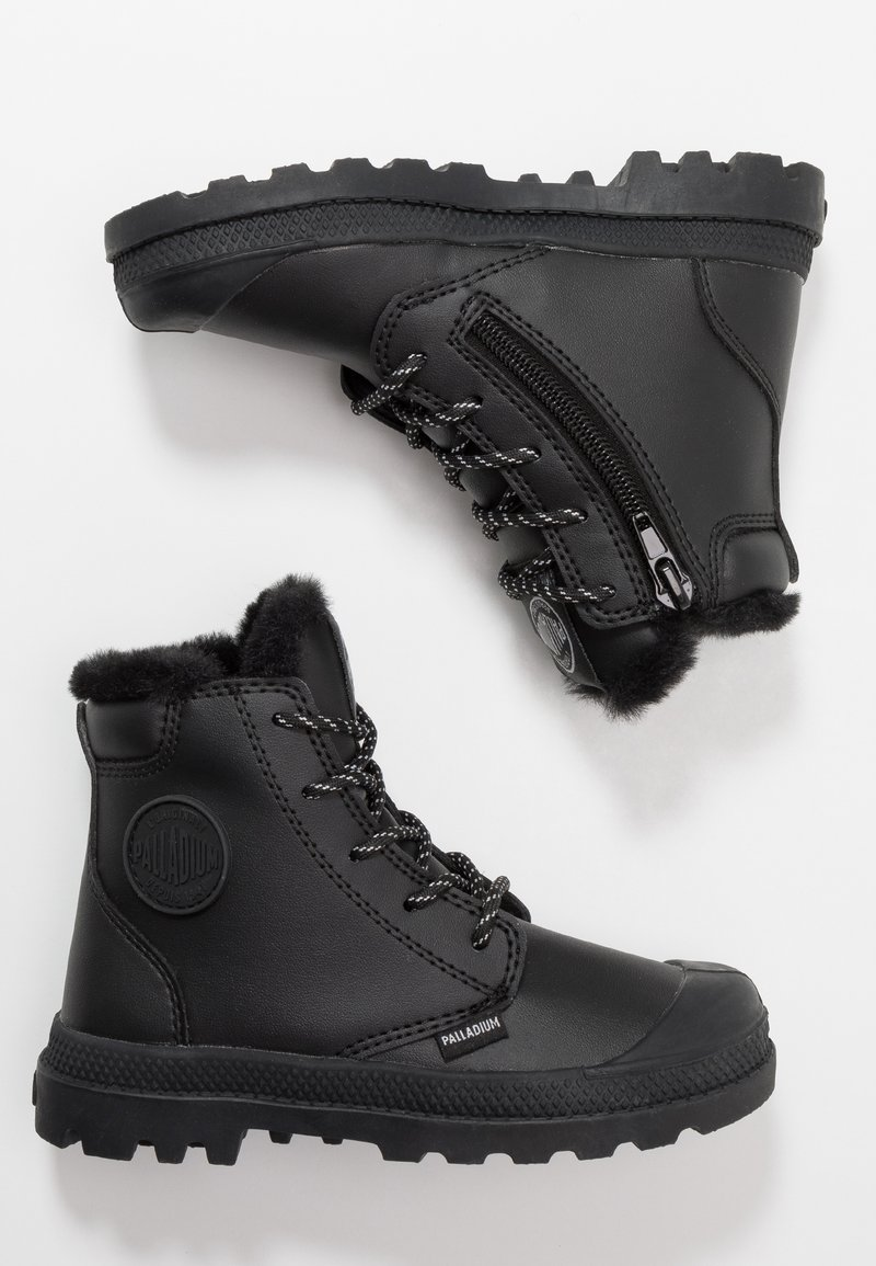 Palladium - CUFF WP - Veterboots - black/vapor