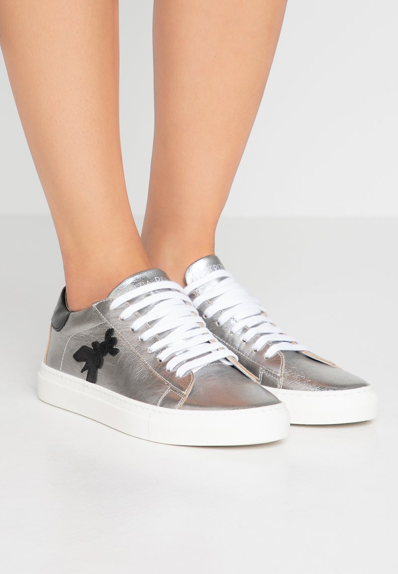 Patrizia Pepe - Sneaker low - winter silver