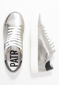 Patrizia Pepe - Trainers - winter silver - 3