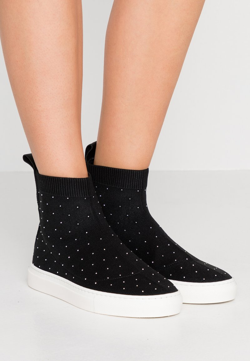 Patrizia Pepe - High-top trainers - black