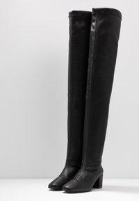 Patrizia Pepe - Over-the-knee boots - nero - 4