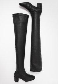 Patrizia Pepe - Over-the-knee boots - nero - 3