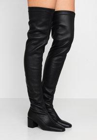 Patrizia Pepe - Over-the-knee boots - nero - 0