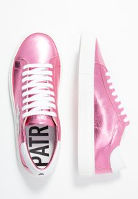 Patrizia Pepe - Trainers - metallic berry - 3