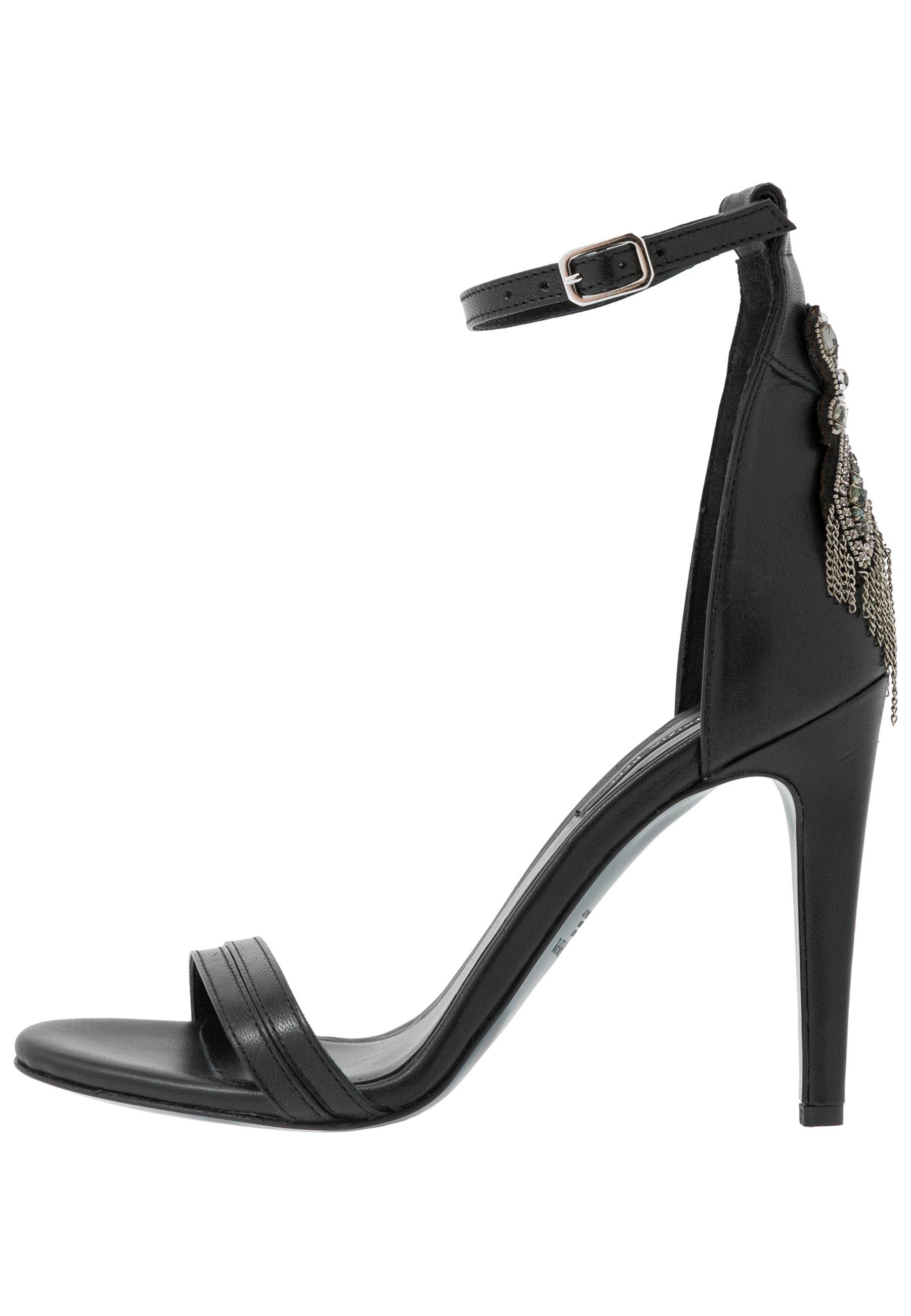 Patrizia Pepe Højhælede sandaletter / Højhælede sandaler - nero