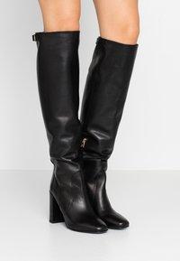 Patrizia Pepe - High heeled boots - nero - 0