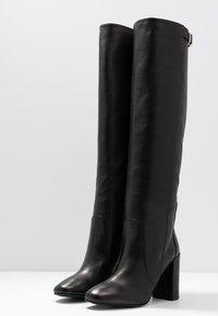 Patrizia Pepe - High heeled boots - nero - 4