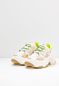 Patrizia Pepe - Sneakers - white metallics - 4