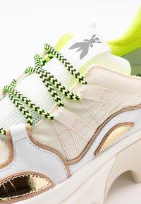 Patrizia Pepe - Sneakers - white metallics - 2