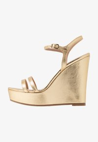 Patrizia Pepe - Korolliset sandaalit - gold star - 1
