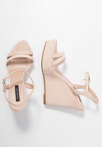 Patrizia Pepe - Korolliset sandaalit - sand - 3