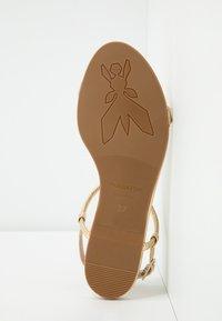 Patrizia Pepe - Sandals - gold star - 6