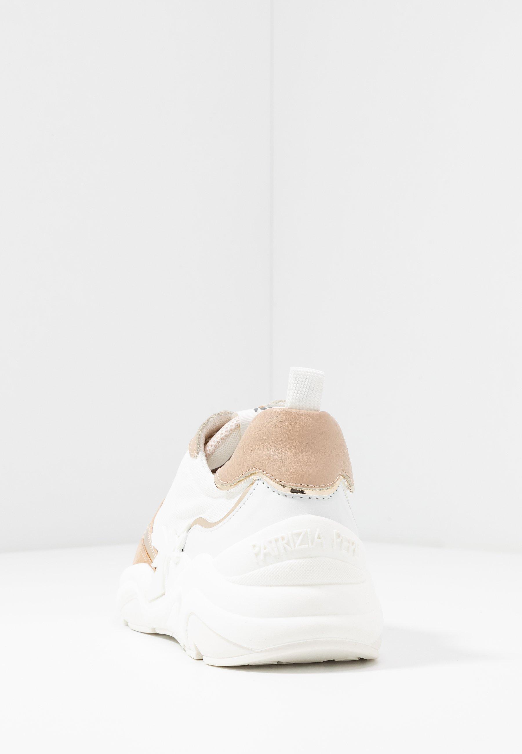 Patrizia Pepe Sneakersy niskie - touch savana
