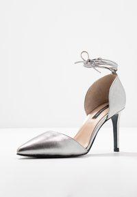 Patrizia Pepe - High heels - winter silver - 4