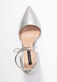 Patrizia Pepe - High heels - winter silver - 3