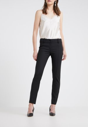 TROUSERS - Pantaloni - nero