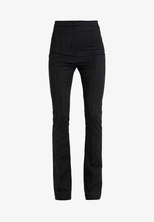 PANTALONI TROUSERS - Pantalones - nero
