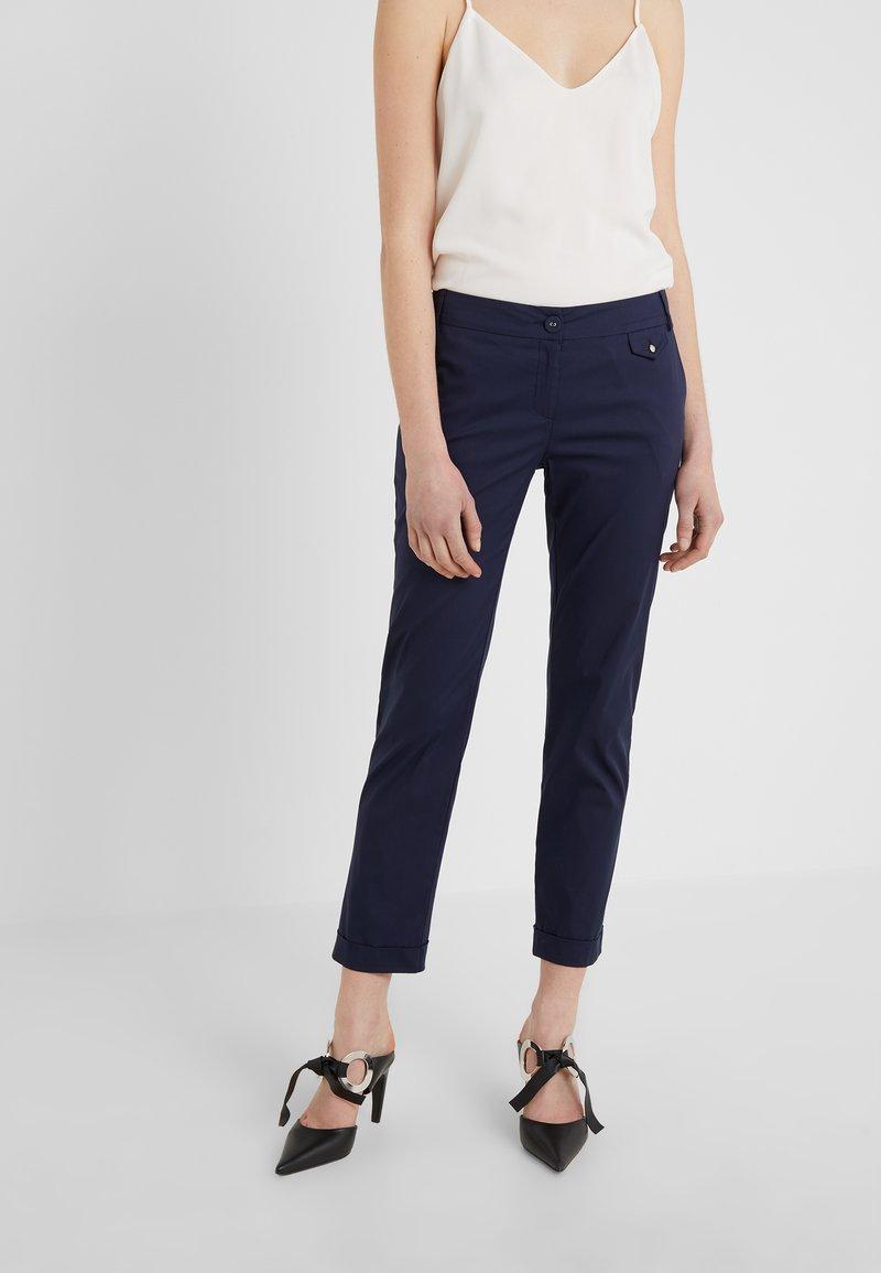 Patrizia Pepe - Trousers - dress blue