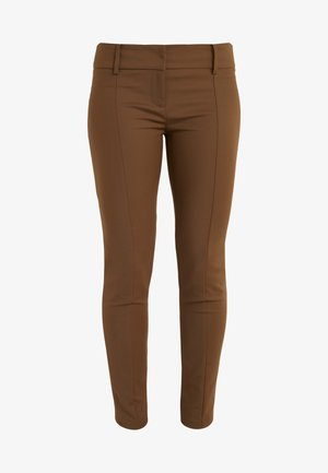 Trousers - techno brown