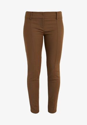 Kalhoty - techno brown