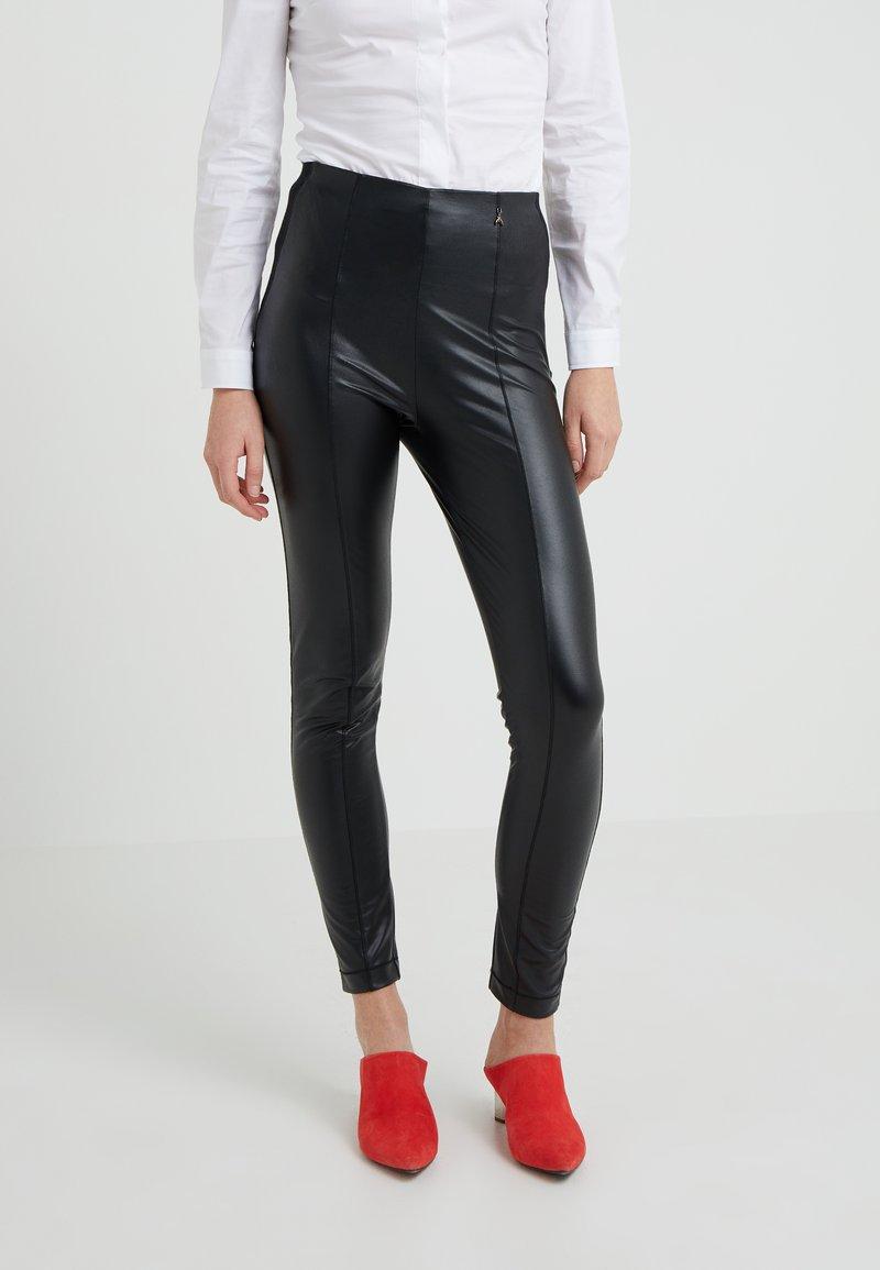 Patrizia Pepe - Leggings - Trousers - nero