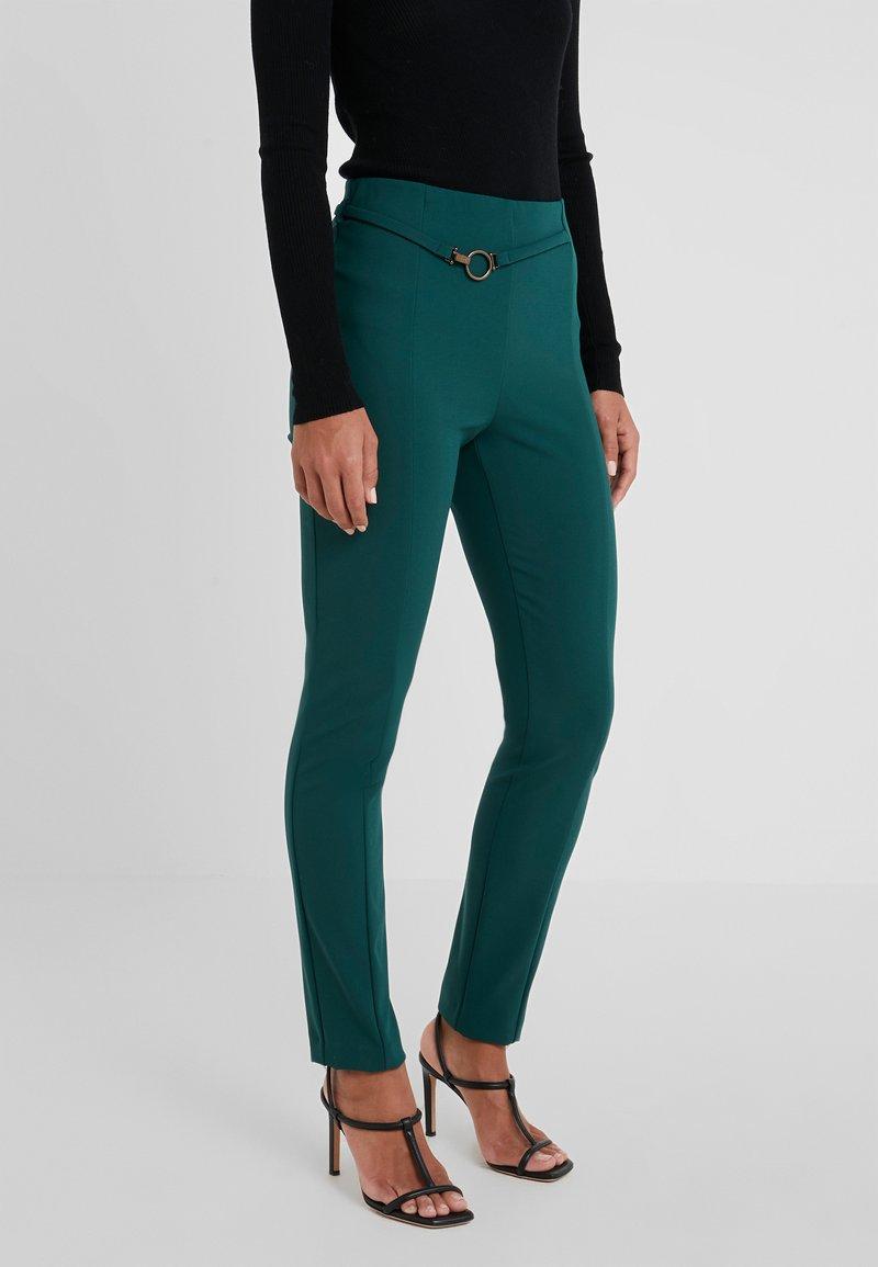 Patrizia Pepe - Trousers - self green