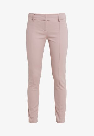 PANTALONI TROUSERS - Pantaloni - wood rose
