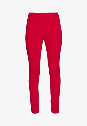 HIGH WAIST PANT - Broek - flame red