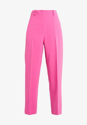 TROUSERS - Trousers - very berry