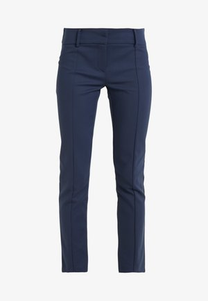 LOW FIT PANT - Pantaloni - navy