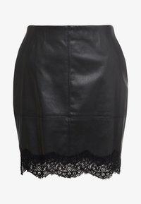 Patrizia Pepe - Mini skirt - nero - 3