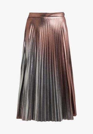 Maxi sukně - rose gradient