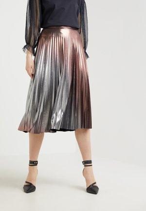 Maxi skirt - rose gradient