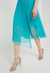 Patrizia Pepe - GONNA SKIRT - A-line skirt - turquoise - 4