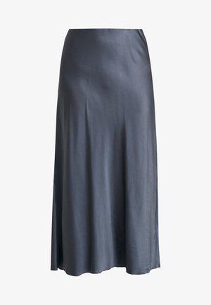 GONNA SKIRT - Spódnica trapezowa - lava grey