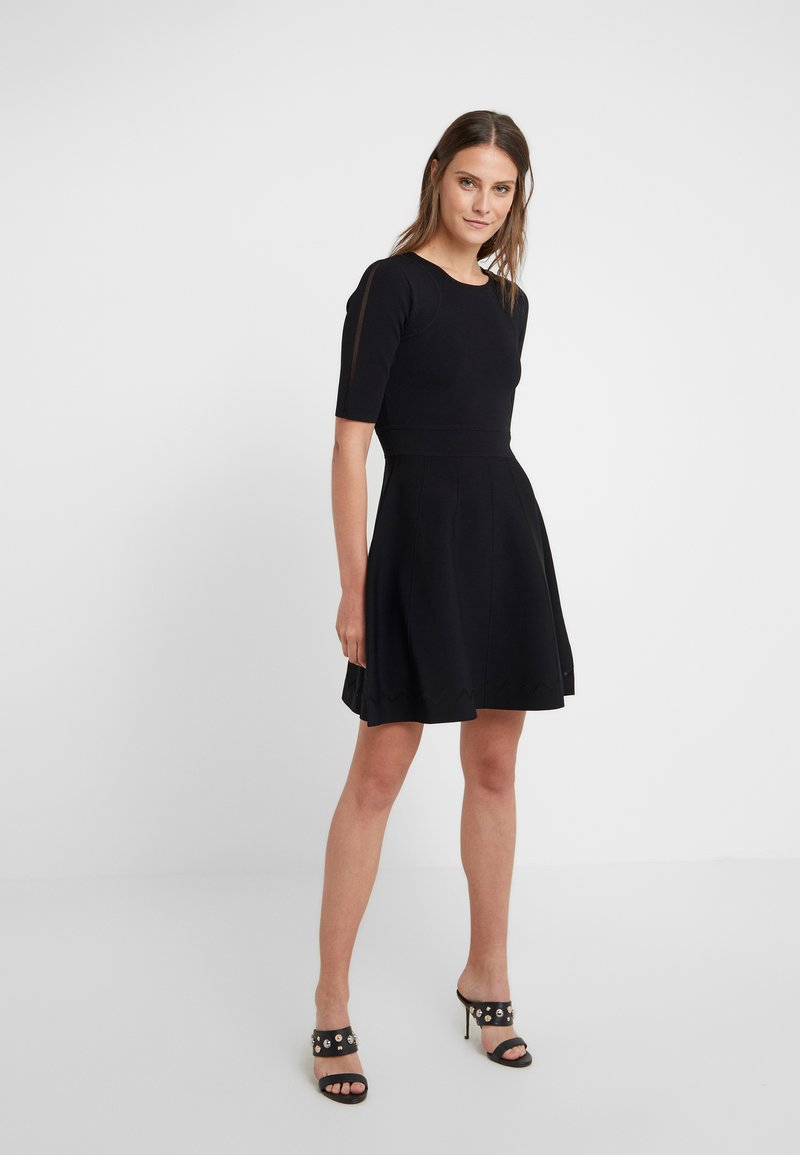 Patrizia Pepe - Jumper dress - nero