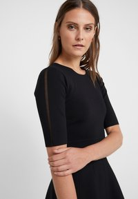 Patrizia Pepe - Jumper dress - nero - 5