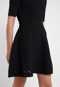 Patrizia Pepe - Jumper dress - nero - 3