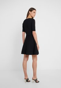 Patrizia Pepe - Jumper dress - nero - 2